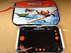Vtech Innotab 3S Tablet Disney Planes Edition w/ Case, 2 Games, 20 Apps, WiFi