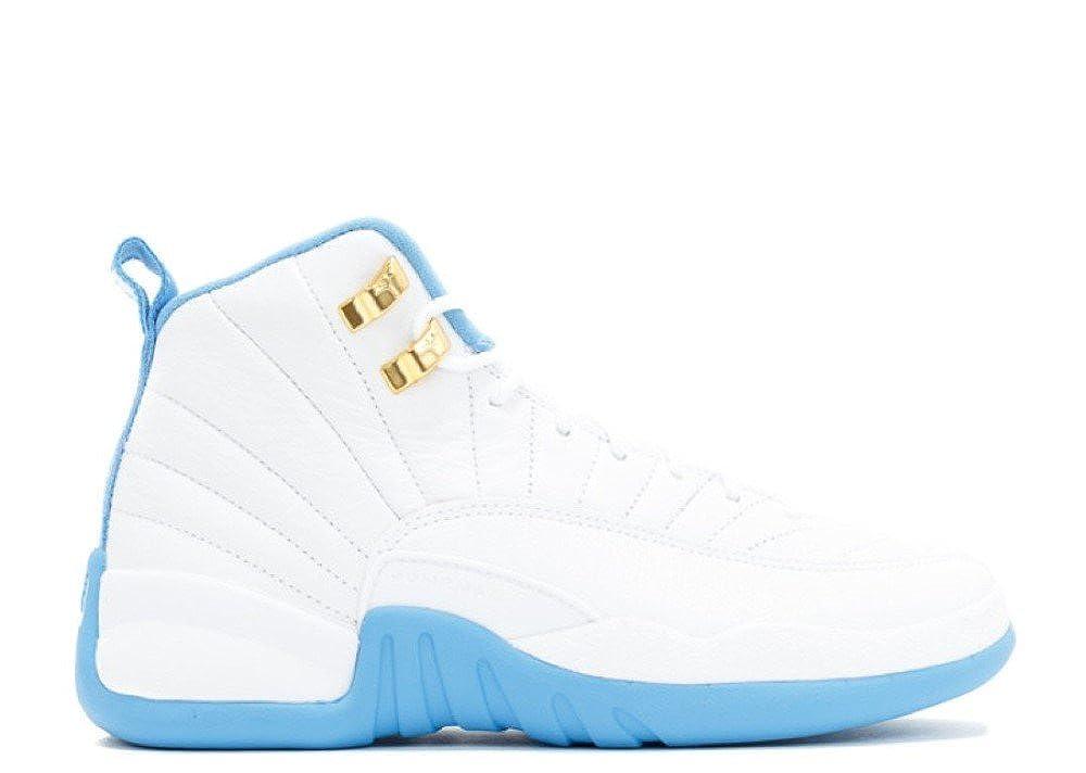 sports shoes e3107 c7707 Amazon.com   Jordan Big Kids Air 12 Retro Basketball Shoe   Basketball