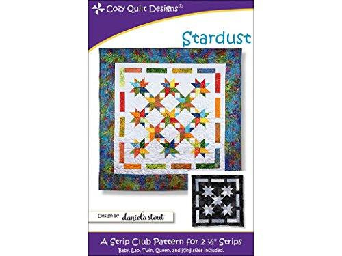 Cozy Quilt Designs Stardust Ptrn ()