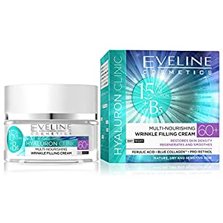Eveline Cosmetics Concentrate 60+ Biohyaluron 4D Intensely Lifting Day and Night Cream