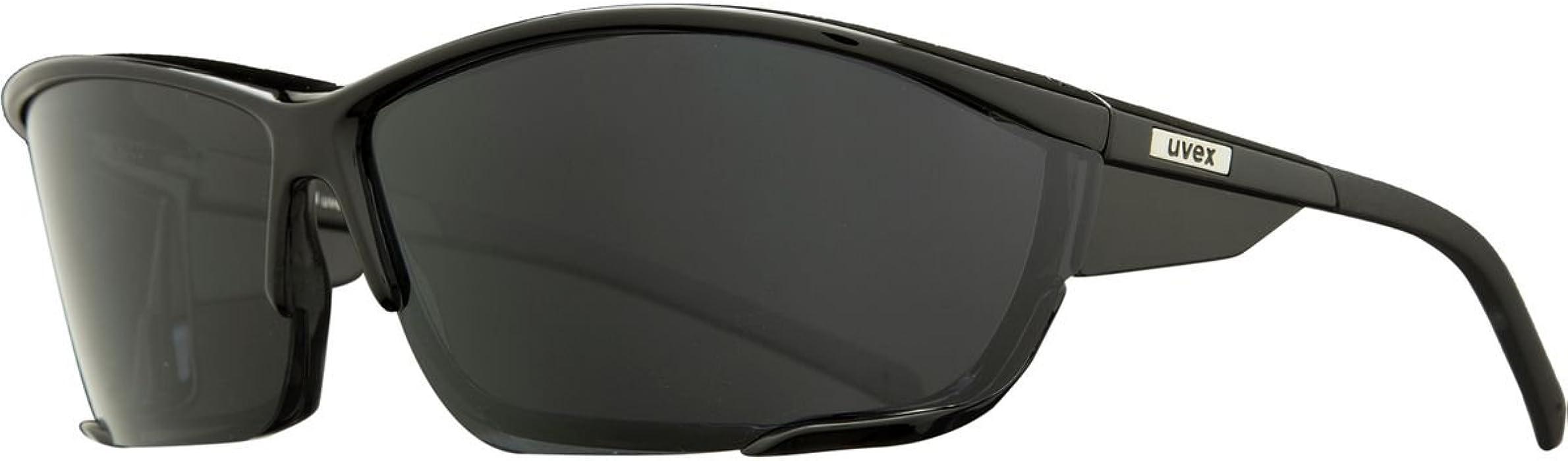 Uvex Gafas de Sol Sgl 400 negro ÚNICA: Amazon.es: Ropa y ...