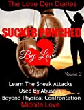 Sucker Punched By Love: Learn The Sneak Attacks Used By Abusers Beyond Physical Confrontation (The Love Den Diaries Book 3)