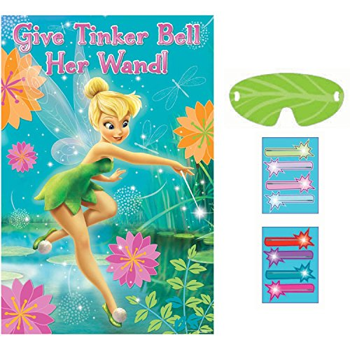 Tinker Bell and fairies Party Game