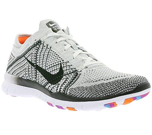 Scarpa Da Corsa Sintetica Nike Free Tr Flyknit Donna (11,5 B (m) Us)