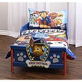 Paw Patrol 42700-311-TDST-PAWB Blue Toddler Bedding Set