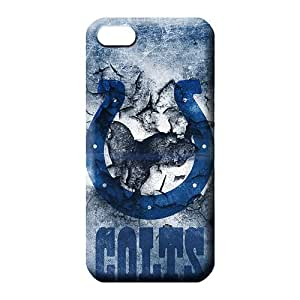 iphone 5 5s cell phone carrying skins Premium Dirtshock High Grade indianapolis colts