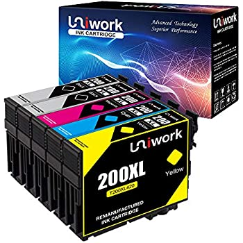 Amazon.com: 8Ink Remanufactured Ink Cartridge for Epson ...