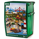 BRIO Railway World Deluxe Train Set