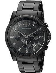 Armani Exchange Mens AX2093  Black  Watch