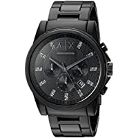 Armani Exchange Men's AX2093  Black  Watch
