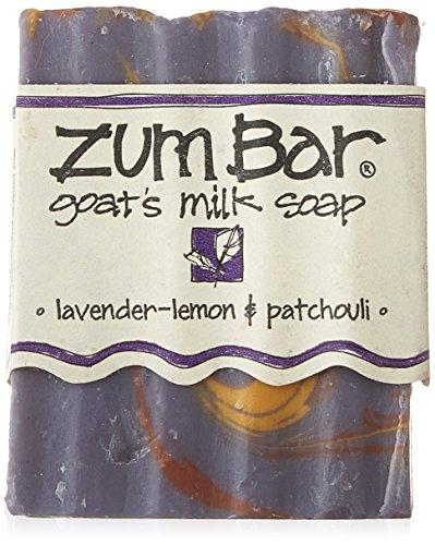Indigo Wild - Zum Bar Goat's Milk Soap Lavender-Lemon & Patchouli - 3 oz.