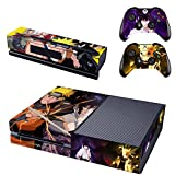 Vanknight Vinyl Decal Skin Sticker Cover Anime Naruto Boruto for Xbox One Console Kinect 2 Controllers Review