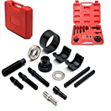 Auto 13PCs Pulley Puller Remover & Installer Tool Kit for Power Steering Alternator A/C