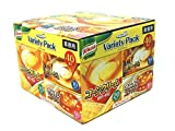 Knorr cup soup Variety box 40 packs, Corn cream Potage soup 20 packs, Potage soup 10 packs, Onion consomme soup 10packs