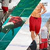 Men's Boardshorts - L - Red - Perfect