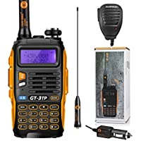 Baofeng Pofung GT-3TP Mark-III Tri-Power 8/4/1W Two-Way Radio