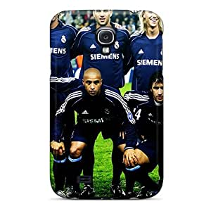 Case Cover Real Madrid Iker Casillas David/ Fashionable Case For Galaxy S4