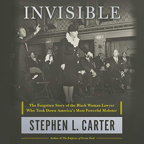 Pdf Social Sciences Invisible: The Forgotten Story of the Black Woman Lawyer Who Took Down America's Most Powerful Mobster