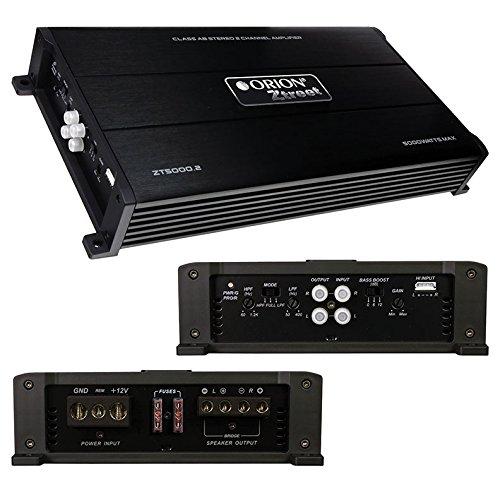 Orion Ztreetアンプ5000ワット2チャネル B0797T93WS