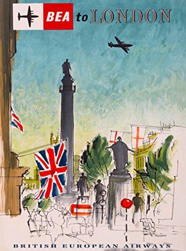 london poster vintage - 7