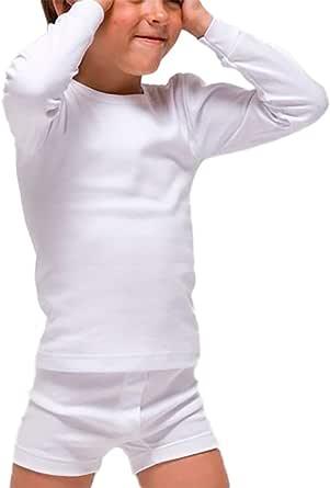 RAPIFE Pack 2 - Camiseta Interior termica Manga Larga niño