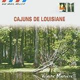 Air Mail Music: Cajuns De Louisiane