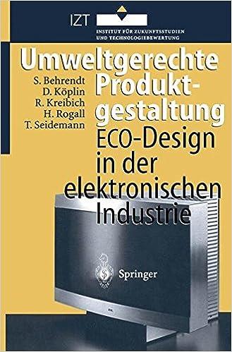 Bildergebnis für . ECO-Design in der elektronischen Industrie. Berlin