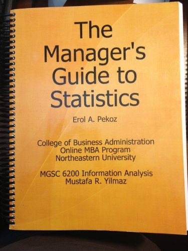 Custom Pub North Eastern University Business Statistics Version 3