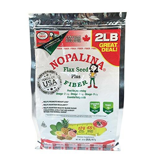 NOPALINA Flax Seed Plus FIBER product image