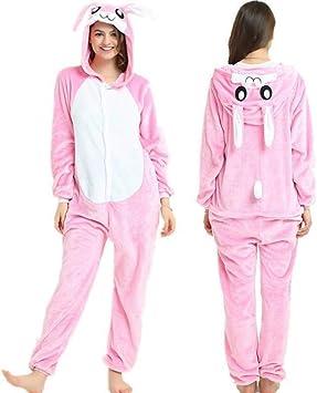 Pijamas Unisex Pijamas de Animales Adultos Pijamas Siameses ...