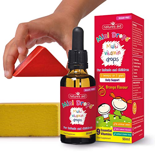 (Natures Aid 50ml Multi-Vitamin Drops)