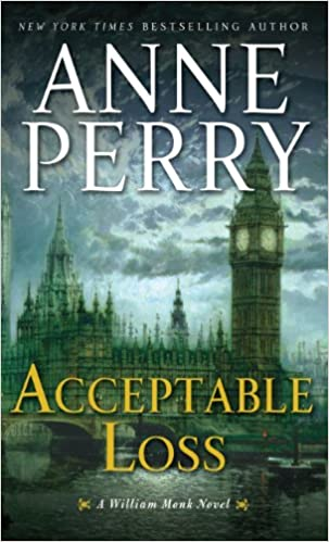 Hent fra bibliotek Acceptable Loss (William Monk Novels) by Anne Perry 1410441261 PDF FB2