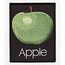 Iron on Patch - The Beatles - Apple Records Logo