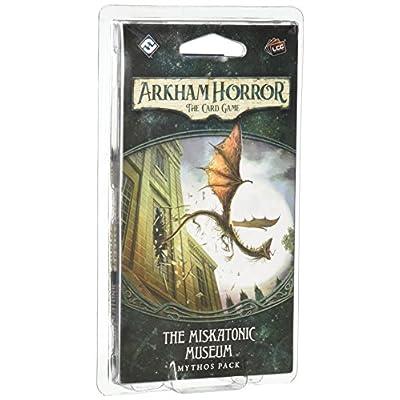 Arkham Horror: The Miskatonic Museum: Toys & Games