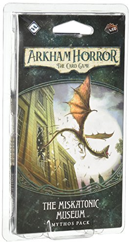 Arkham Horror: The Miskatonic Museum