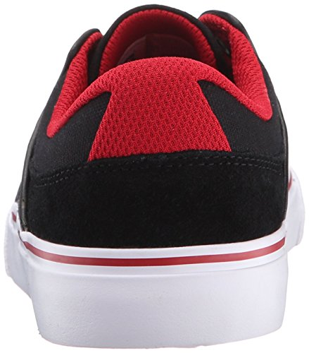 Black Us Signature Mikey Taylor M grey Skate Dc 10 Vulc Shoe Burgundy Men's red IPxwxHqv