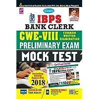 Kiran's IBPS Bank Clerk CWE VIII Preliminary Exam Mock Test - 2349