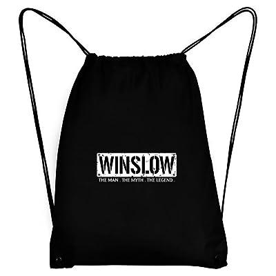 Teeburon Winslow THE MAN THE MYTH THE LEGEND Sport Bag