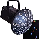 EMB Pro - EL602 - Multicolor DMX LED Lighting Effect for Stage Club Party DJ Band [並行輸入品]