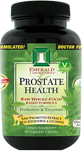 Emerald Laboratories Prostate Sitosterol Vegetable product image