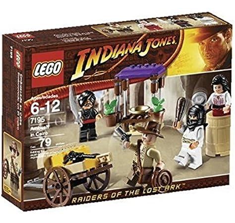 LEGO Indiana Jones 7195: Amazon.es: Juguetes y juegos