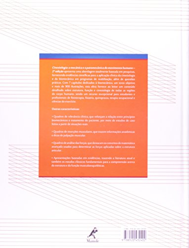 Cinesiologia: A Mecânica E A Patomecânica Do Movimento Humano
