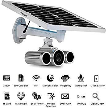 Amazon.com : MaxFi Compatible 4G LTE Camera replacement for AT&T, T ...
