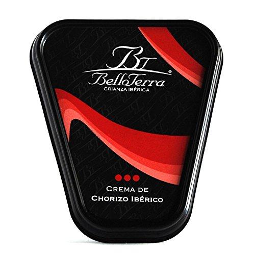 crema de chorizo belloterra plano cenital