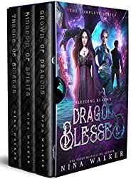 Bleeding Realms: Dragon Blessed: The Complete Series