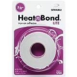 heat bond lite - Therm O Web Heat n Bond Lite Adhesive Tape, 5/8-Inch
