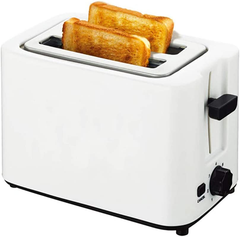 GPFDM 2-Slice-Toasters Bread Stainless Steel Compact Toaster Extra-Wide-Slots for Household Kitchen Breakfast Bagle Defrost Cancel Function Upgrade Toaster Muffins, Waffles and Bread