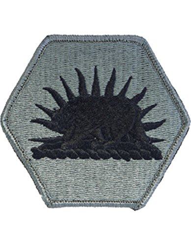 - California National Guard ACU Patch - Foliage Green