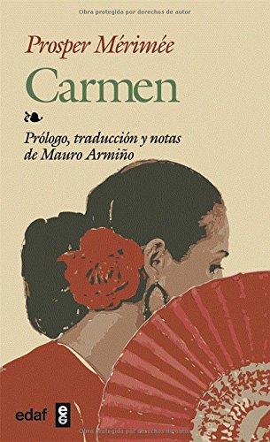 Carmen (Biblioteca Edaf) (Spanish Edition) by Brand: Editorial Edaf, S.A.