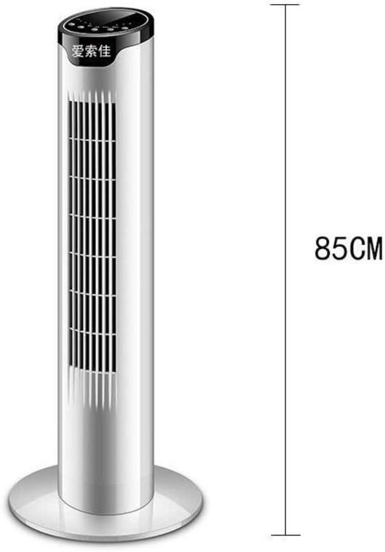Ventilador de torre Oscilación, Refrigeradores verticales vaporizador silenciador, torre de enfriamiento torre de enfriamiento ventilador de escritorio ventilador de enfriamiento control remoto ventil